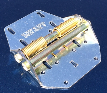 Commercial Double End Hinges